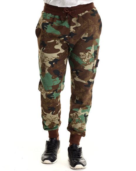 Hudson Nyc - Men Camo Lookout Jogger Pants