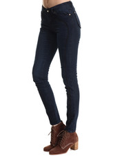 Bottoms - Pipping Details Skinny Jean