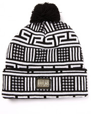 Men - Monogram Beanie