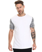 Shirts - Flintlock Tee - Grid Sleeve