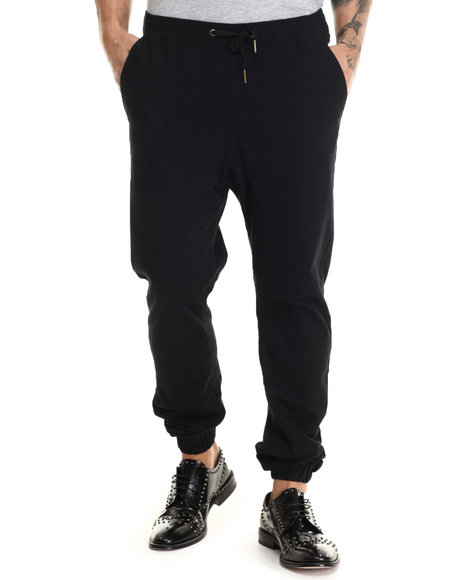 Ur-ID 213118 Zanerobe - Men Black Sureshot Jogger Pants