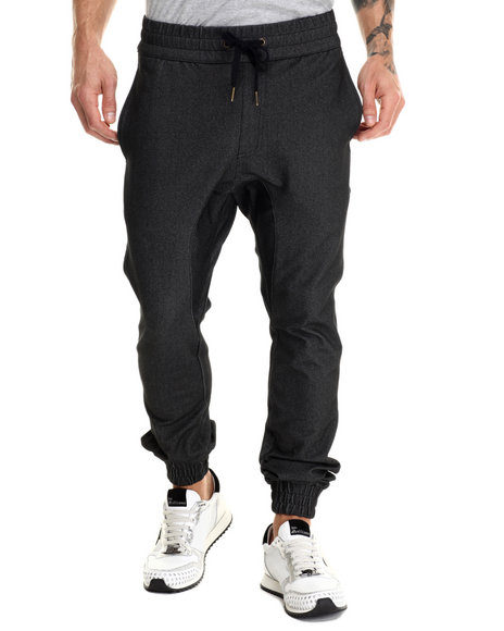 Zanerobe - Men Dark Blue Flight Jogger Pants