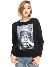 Sweatshirts - Biggie Moustache Sweatshirt