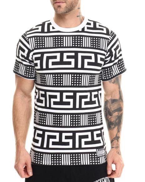 Rocksmith - Men Black Monogram T-Shirt