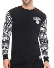 Men - Monogram L/S T-Shirt