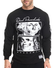 Men - Dead President L/S T-Shirt