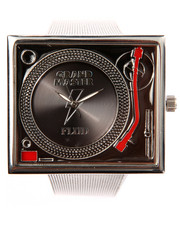 Men - Grandmaster Flash TableTurns watch (Limited Edition)