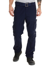 Buyers Picks - Multi - Pocket Canvas Cargo Pants
