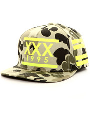 Accessories - Triple X Safety Snapback