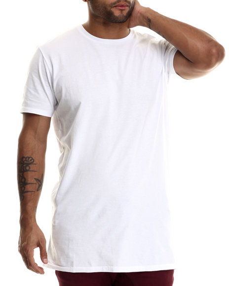 Zanerobe - Men White Tall Tee