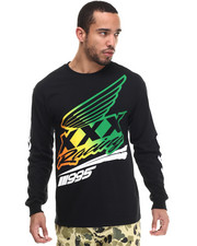 10.Deep - L/S Higlands Racing Tee