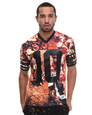 10.Deep - X-League Racing Print Jersey