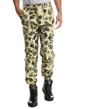 Pants - Siler Pacific Camo Jogger Pant