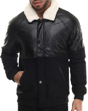 Men - Tiredy Mixed - Media Jacket