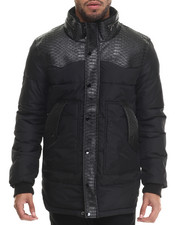 Men - Somerset Western - Style Quilted Jacket