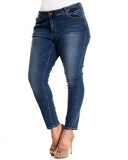 Basic Essentials - Miss May Skinny Jean (plus)
