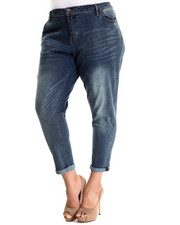 Basic Essentials - Swamsea Boyfriend Jean