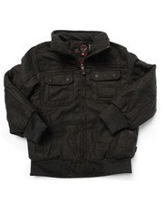 Boys - Wool Bomber Jacket (8-20)