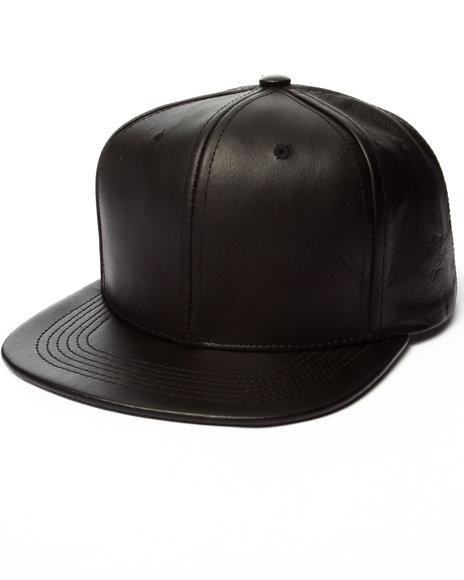 Ur-ID 222957 Pradagy - Men Black Modern Day Gold Chain Hat