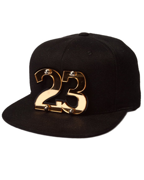 Ur-ID 222959 Pradagy - Men Black 23 Paislee Hat