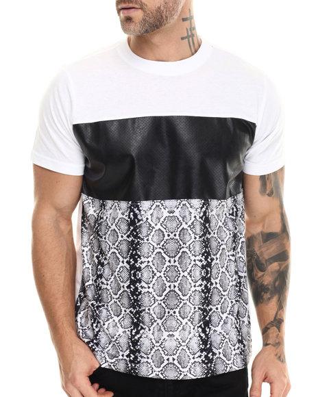 Enyce - Men White Young Money T-Shirt