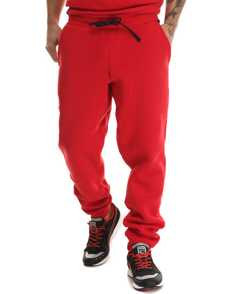 Enyce - Men Red Grand Track Pants