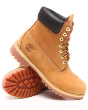 "Men - 6"" Wheat Premium Boots"