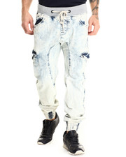 Jeans & Pants - Denim Long - Pant Cargo Jogger