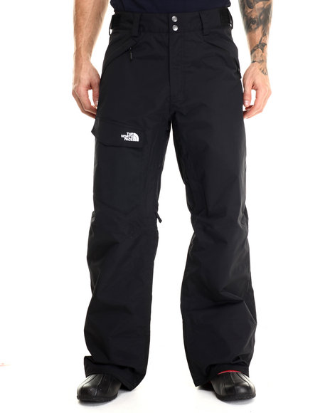 The North Face - Men Black Freedom Insulated Pants