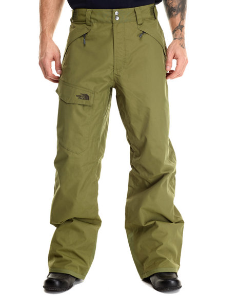 The North Face - Men Olive Freedom Pants
