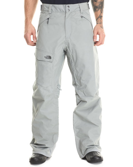 The North Face - Men Grey Freedom Insulated Pants
