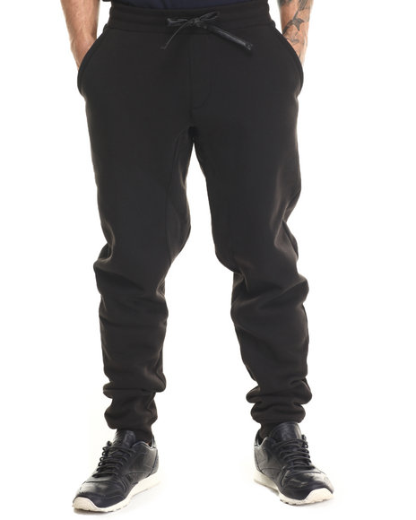 Enyce - Men Black Grand Track Pants - $52.00