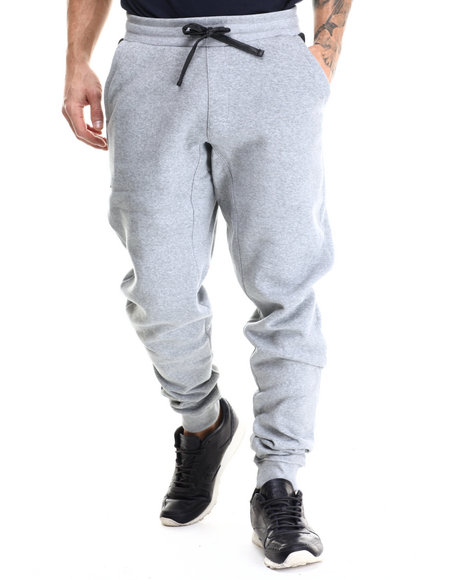 Ur-ID 213259 Enyce - Men Grey Grand Track Pants