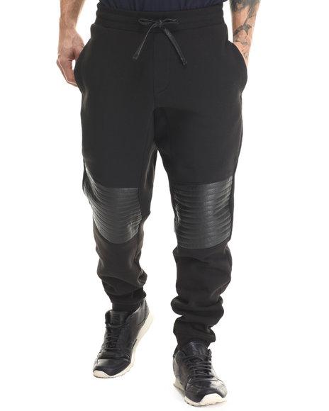 Enyce - Men Black Luda Joggers