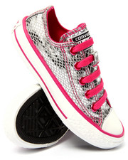 Girls - Chuck Taylor Reptile Glam All Star Slip (11-6)