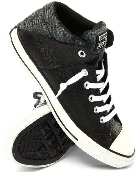 Converse - Men Black Chuck Taylor All Star Axel Sneakers