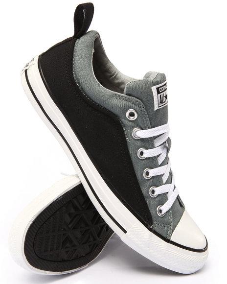 Converse - Men Black Chuck Taylor All Star Torque Sneakers
