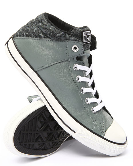 Converse - Men Grey Chuck Taylor All Star Axel Sneakers