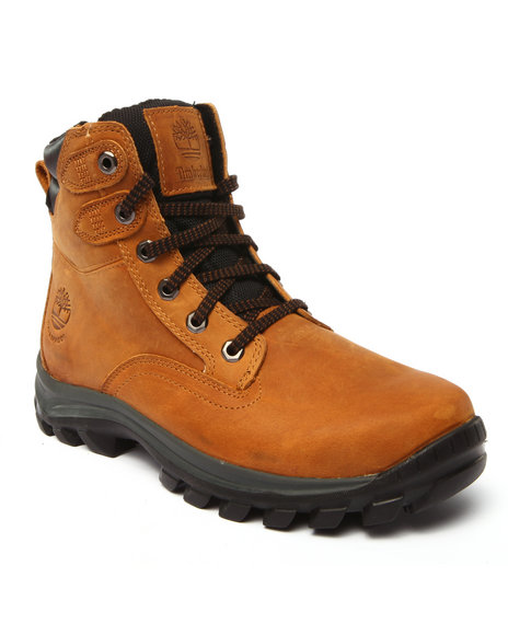 Timberland - Men Wheat Earthkeepers Chillberg Waterproof Insulated Boots