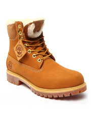"Men - Timberland Heritage 6"" with Faux Fur Lining Boots"