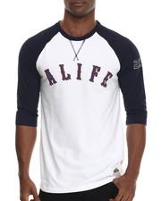 Shirts - Madoff Baseball Raglan Tee