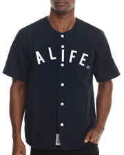 Shirts - El Bronx Baseball - Style Jersey