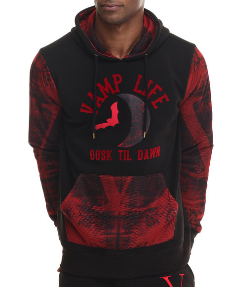 Vampire Life Red Hoodies