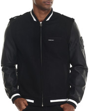 Members Only - Rocker Varsity Jacket