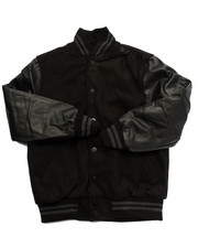 Sizes 8-20 - Big Kids - Pro Varsity Jacket (8-20)