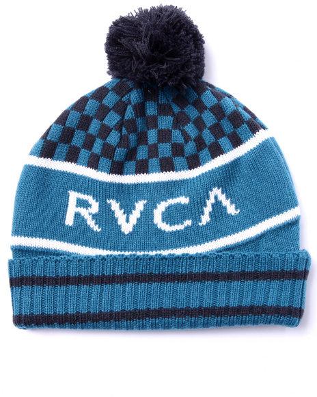 Ur-ID 222964 RVCA - Men Blue Stadium Beanie