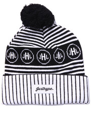 Men - Signature Striped Beanie