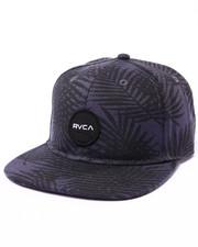 RVCA - Hooks Snapback Cap
