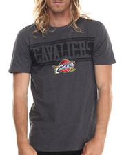 Men - Cleveland Cavaliers 5 Borough S/S Tee