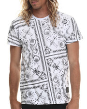 Men - All Over Paisley T-Shirt